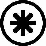 Asterisk Icon Symbol Icons Star Signs Symbols
