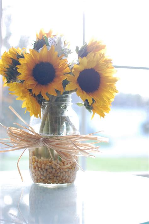 beautiful sunflower decor ideas   summer