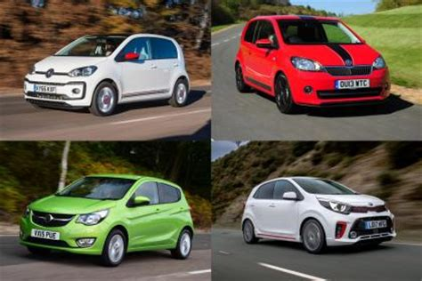 Best City Cars To Buy 2018  Auto Express