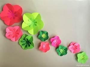 Easy DIY Paper Flowers Tutorial - DIY Inspired