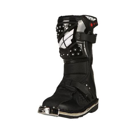 size 12 motocross boots fly racing mini maverik mx boots size 12 only revzilla