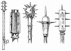 Morning star (weapon) - Wikipedia