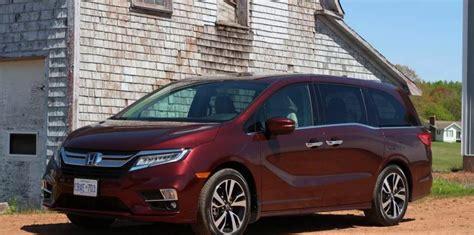 2018 Honda Odyssey Release Date, Price, Specs, Interior