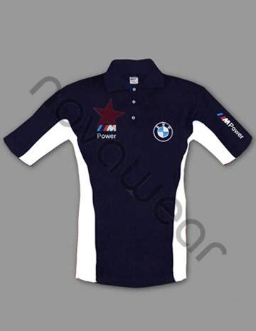bmw motorsport kleidung bmw m power polo shirt blue white bmw accessories bmw t shirts