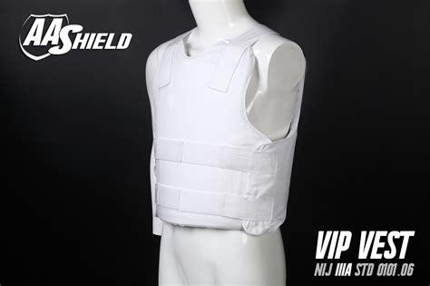 Aa Shield Bulletproof Vip Vest Concealable Body Armor