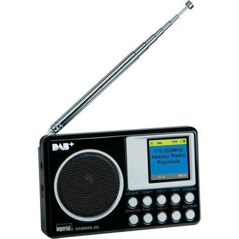 test dab radio test dab r 225 dio imperial dabman 20 chip cz recenze a testy