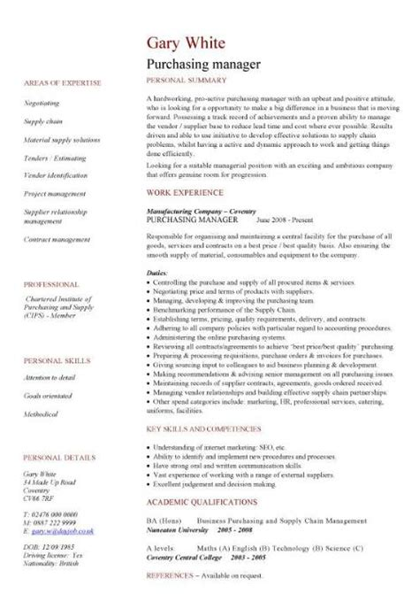 purchasing manager resume printable planner template