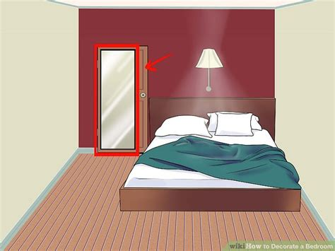 decorate  bedroom  pictures wikihow
