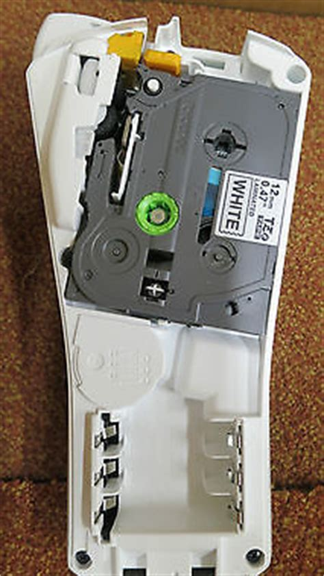 genuine brother pt  p touch  thermal label printer