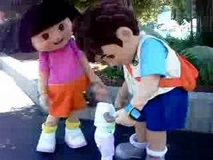 Dance with Dora and Diego - YouTube