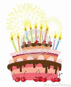 Image De Gateau D Anniversaire : g teau d anniversaire 27548900 belles et bien dans votre ~ Melissatoandfro.com Idées de Décoration