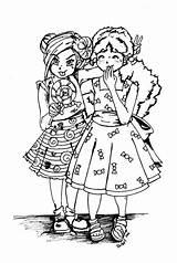 Coloring Pages Lollipop Candy Cotton Deviantart Jadedragonne Drawings Blank Soury Lollipops Sweet Line Sour Dragon sketch template