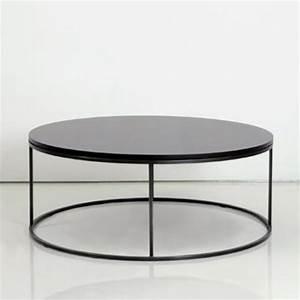 Grande Table Basse Ronde : table basse ronde circus interni d co en ligne tables basses design ~ Teatrodelosmanantiales.com Idées de Décoration