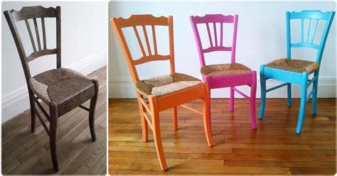 repeindre chaise en bois diy chaise de grand mère trendy diy artlex