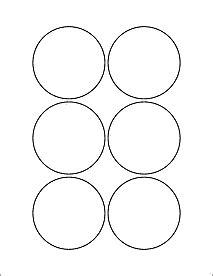 """2875"""" Circle Labels Ol5525"""