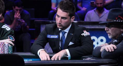 World Series Of Poker Main Event Federico Butteroni