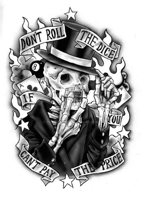 Roll the Bones by The-Pickle on DeviantArt