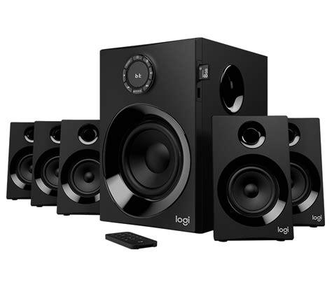 5 1 surround system logitech z607 5 1 surround sound speakers with bluetooth
