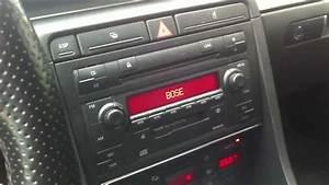 Audi Bose Soundsystem A6 : audi symphony 2 whith bose system a4 b6 youtube ~ Kayakingforconservation.com Haus und Dekorationen