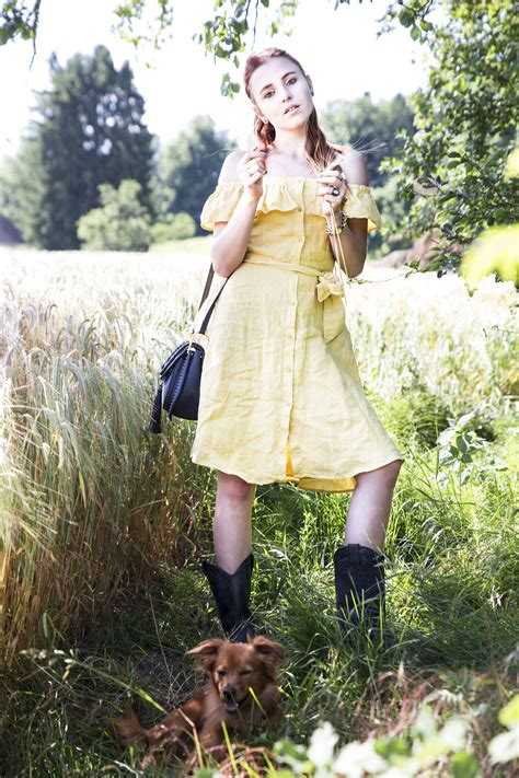 Summer Country Girl Style  A Look And A Lookbook