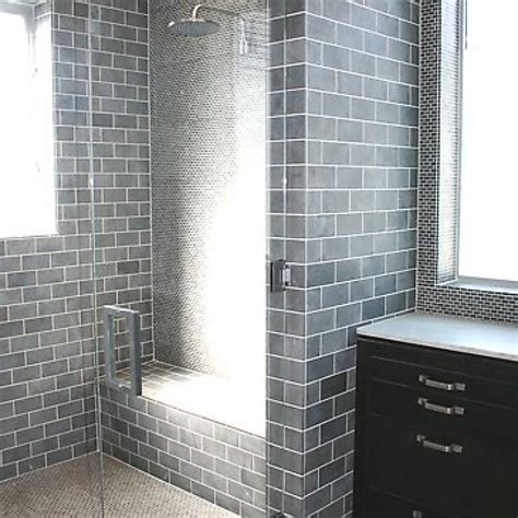 bathroom tile designs pictures 30 pictures for bathrooms with subway tiles