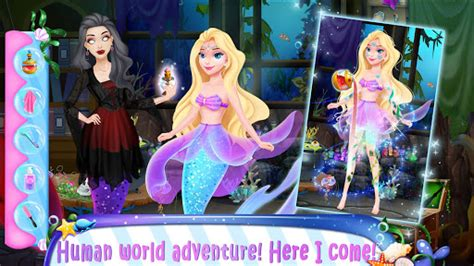 Secret Mermaid: Season 1 (MOD, Unlimited Money) 1.4 for ...