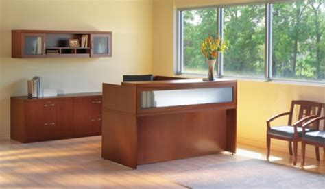 Mayline Reception Desk by Office Anything Furniture Top 5 Eco Friendly Office