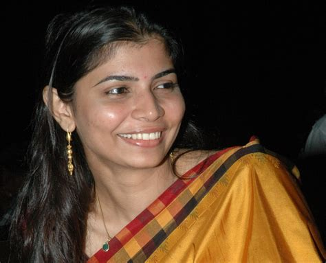 Playback Singer Chinmayi Celebrates Her Birthday