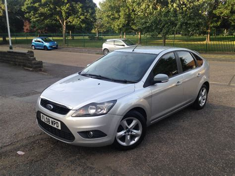 Ford Focus Automatic by Automatic Ford Focus 2008 Facelift Model Mot