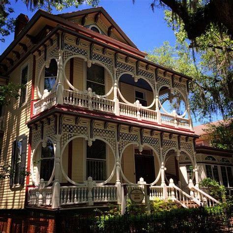 The Gingerbread House In Savannah, Ga  Savannah Homes