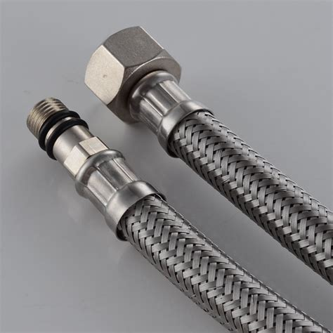 pull out kitchen faucet parts kes ius1016 p2 faucet connector braided stainless steel