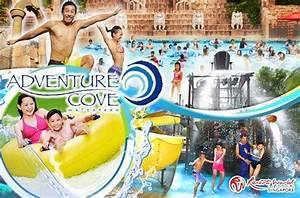 23% off Adventure Cove Waterpark Promo in Sentosa Singapore
