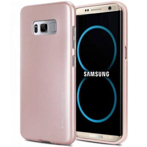 Harga Samsung S8 Pink Gold θηκη καπακι για samsung galaxi s8 μεταλλικη mercury pink
