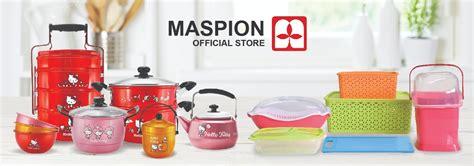 Wajan Enamel Maspion Cap Panda produk maspion murah berkualitas lazada co id