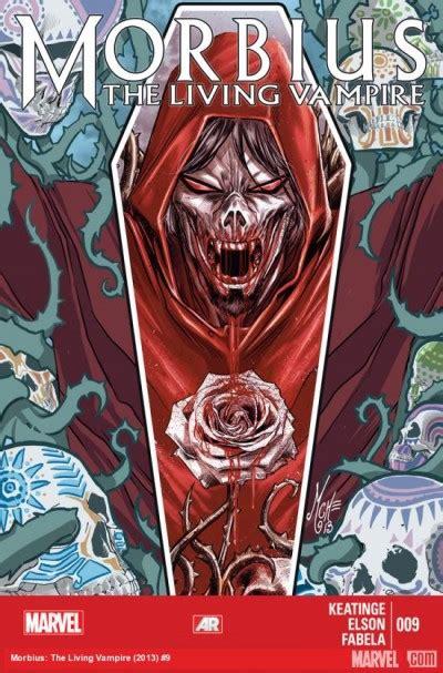 morbius  living vampire comic series reviews