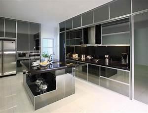 Aluminium Kitchen Cabinet Johor Bahru Apresi