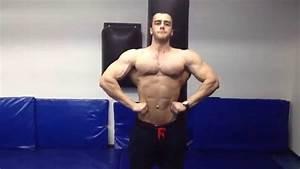 22 Year Old Bodybuilder