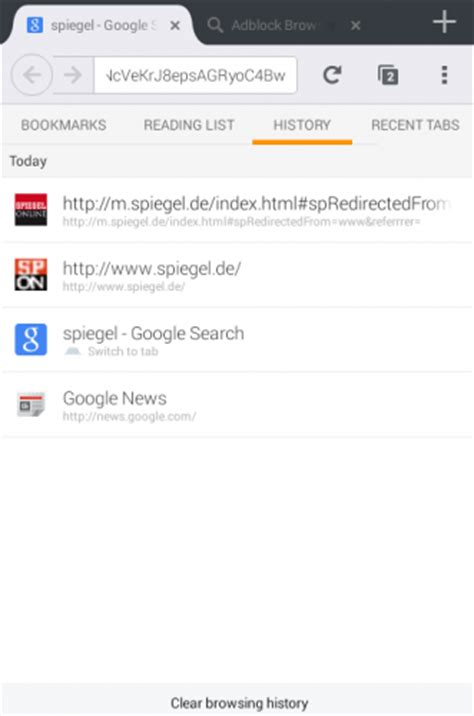 ad block android adblock browser android freeware de