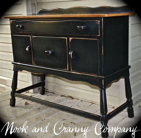 How To Paint Distressed Furniture Black by Furniture Restoration Furniture Repair Furniture