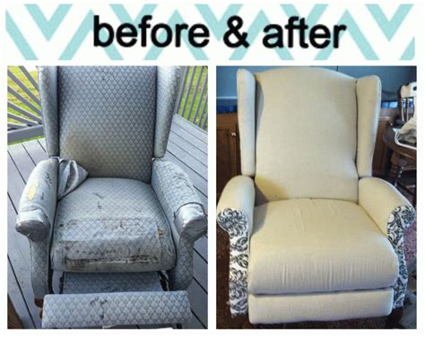 How To Reupholster A Reclining Sofa by Pin By Marlie On Copy Cat Recliner Reupholster
