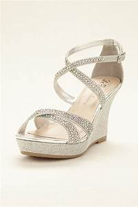 25 best ideas about wedge wedding shoes on pinterest With wedding dress with sneakers