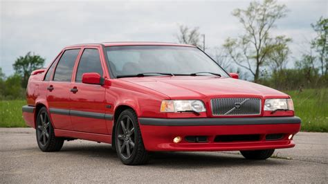 850r Volvo by Volvo 850 R After Extensive Paint Correction