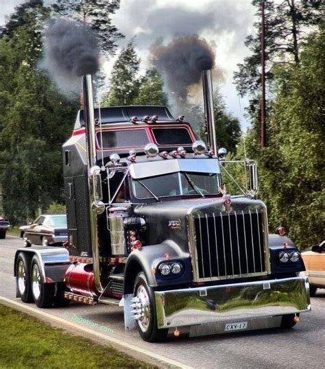 big kenworth trucks a big kenworth w9 rollin 39 a little coal kenworth w900