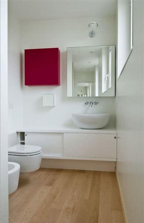 Spiegelschrank Badezimmer Ideen by Ideen Kleine B 228 Der Holzboden Spiegelschrank Quadrat Wei 223 Er