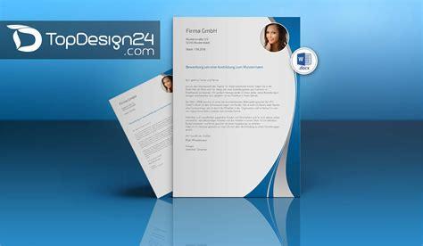 bewerbung layout topdesign bewerbungsvorlagen