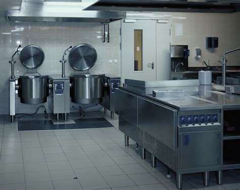 la cuisine du prof une solution antidérapante pour les cuisines collectives