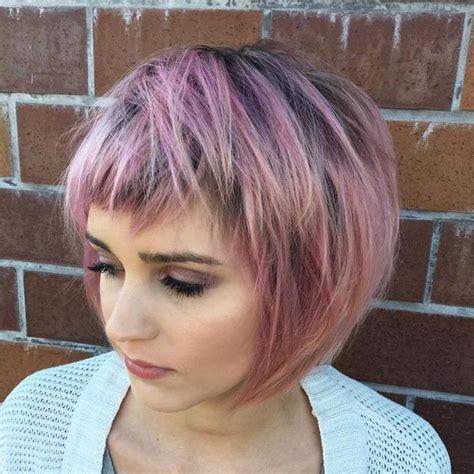 Razored Bob Hairstyles by Best 25 Razor Cut Hairstyles Ideas On Razor