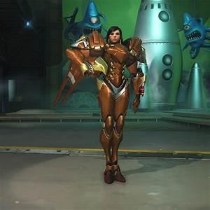 Pharah Skins Overwatch