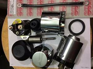 Harley Shovelhead Starter - Replacement Engine Parts