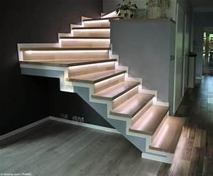 Indirekte Beleuchtung Treppe : tipps zur treppenbeleuchtung ratgeber von ~ Pilothousefishingboats.com Haus und Dekorationen